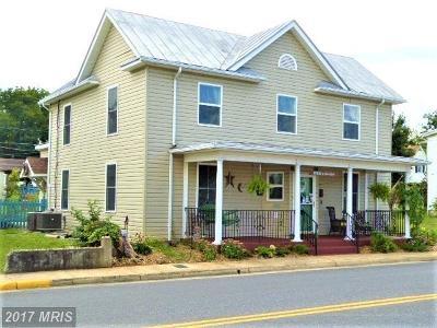 Luray Single Family Home For Sale: 418 Main Street E