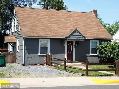 Luray Single Family Home For Sale: 18 Mechanic Street