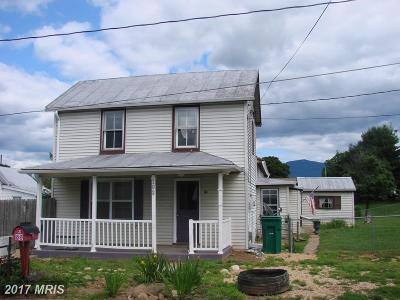 Page Single Family Home For Sale: 103 Third Street