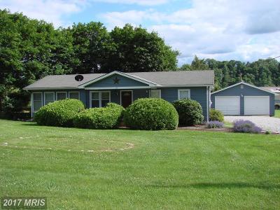 Luray Single Family Home For Sale: 141 Cedar Lane