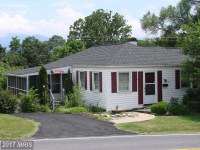 Luray Single Family Home For Sale: 183 Court Street