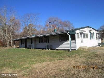 Aquasco Single Family Home For Sale: 23212 Neck Road