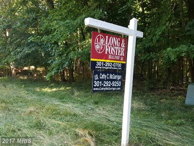 Fort Washington Residential Lots & Land For Sale: 13515 Pendleton Street