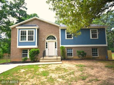 Accokeek Single Family Home For Sale: 16232 Livingston Road