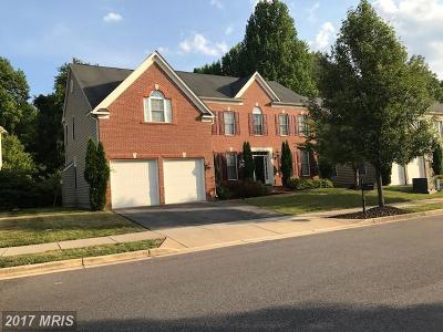 Upper Marlboro Single Family Home For Sale: 15615 Sir Edwards Drive
