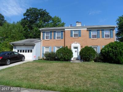Lanham Single Family Home For Sale: 9716 Anita Lane