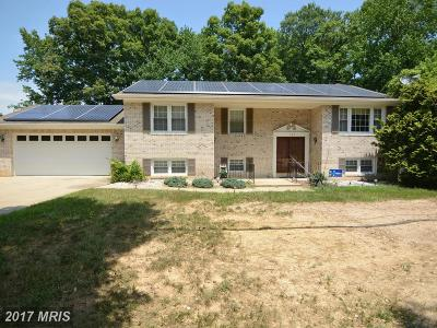 Fort Washington Single Family Home For Sale: 502 Swan Creek Road
