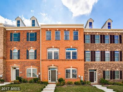 Laurel Townhouse For Sale: 14507 Hampstead Way