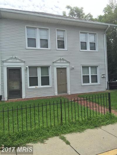 Mount Rainier Multi Family Home For Sale: 4137 34th Street