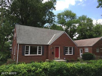 College Park Rental For Rent: 4803 Delaware Street