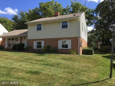 Calverton Single Family Home For Sale: 3304 Stonehall Drive