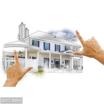 Hyattsville Residential Lots & Land For Sale: 5407 Decatur Street