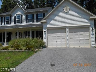 Accokeek Single Family Home For Sale: 14413 Lusby Ridge Road