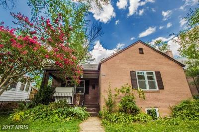 College Park Rental For Rent: 4808 Harvard Road