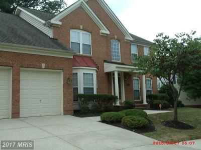 Upper Marlboro Single Family Home For Sale: 15703 Copper Beech Drive