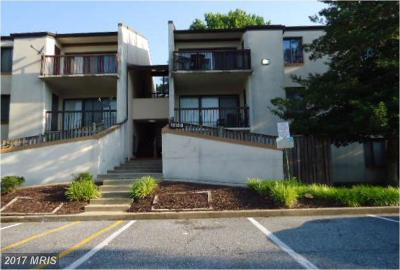 Upper Marlboro Condo For Sale: 10106 Campus Way #201-3B