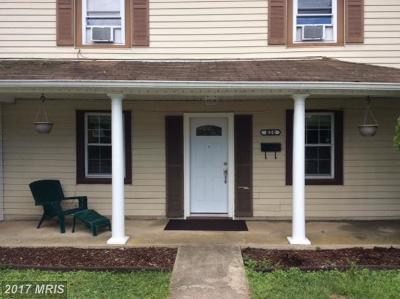 Laurel, Glenn Dale Single Family Home For Sale: 820 West Street
