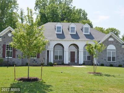 Aquasco Single Family Home For Sale: 22204 Garretts Chance Court