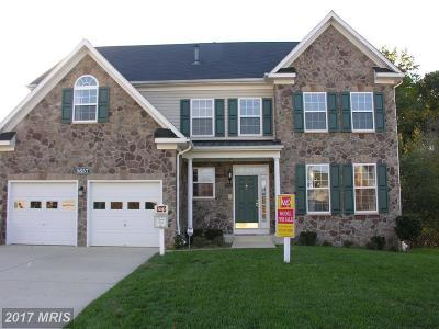 Aquasco Single Family Home For Sale: 22102 Garretts Chance Court