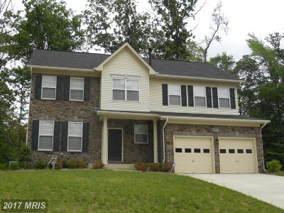 Aquasco Single Family Home For Sale: 15501 Hidden Meadow Court