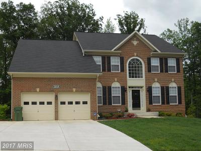 Aquasco Single Family Home For Sale: 22104 Garretts Chance Court
