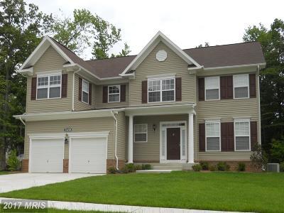 Aquasco Single Family Home For Sale: 15500 Hidden Meadow Court