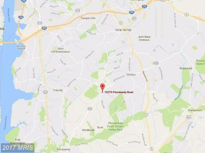 Clinton Residential Lots & Land For Sale: Piscataway Road