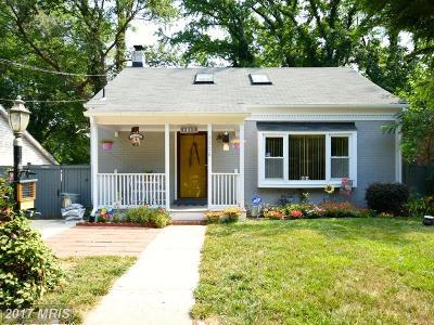 Hillcrest Estates, Hillcrest Gardens, Hillcrest Heights, Hillcrest Towne Single Family Home For Sale: 3336 27th Avenue