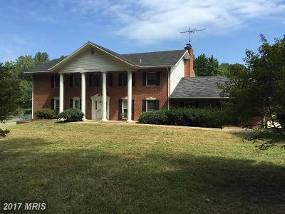 Upper Marlboro Single Family Home For Sale: 5906 Old Croom Station Road