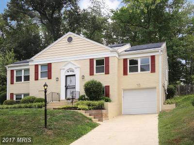 Fort Washington Single Family Home For Sale: 9304 Lancelot Road