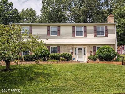Beltsville Single Family Home For Sale: 11512 Montgomery Court