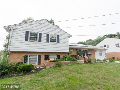 Calverton Single Family Home For Sale: 3507 Fullerton Street