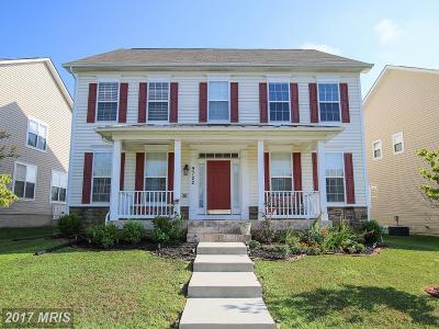 Bowie MD Single Family Home For Sale: $479,900