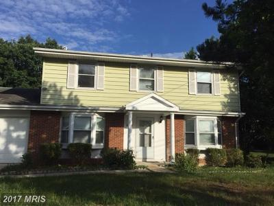 Oxon Hill Single Family Home For Sale: 2309 Norlinda Avenue