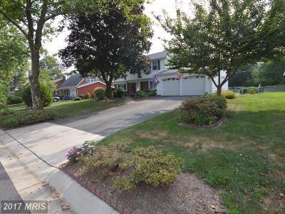 Bowie Single Family Home For Sale: 3418 Memphis Lane
