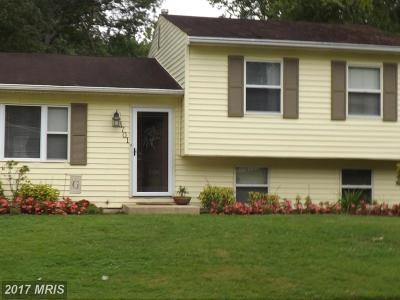 Clinton MD Single Family Home For Sale: $247,000