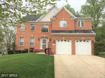 Fort Washington Single Family Home For Sale: 7009 Shagbark Court