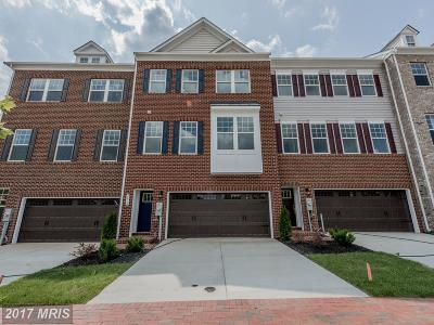 Upper Marlboro Townhouse For Sale: 2809 Medstead Lane