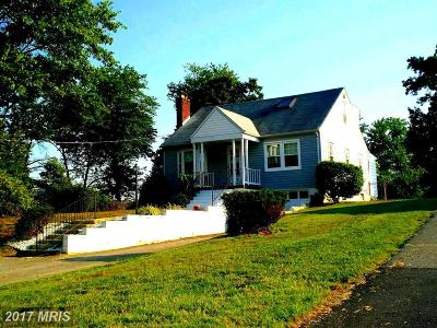 Clinton MD Single Family Home For Sale: $350,000