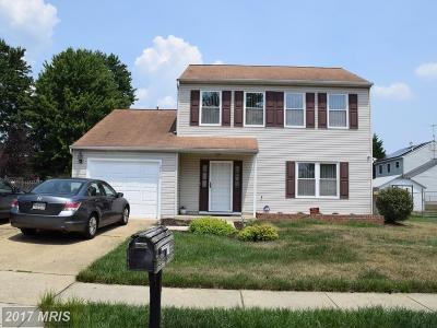 Bowie MD Single Family Home For Sale: $280,000