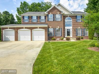 Upper Marlboro Single Family Home For Sale: 1901 Willow Switch Lane