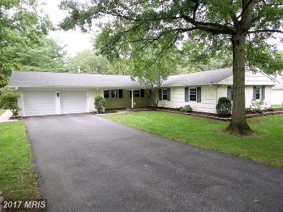 Laurel Single Family Home For Sale: 12800 Silverbirch Lane
