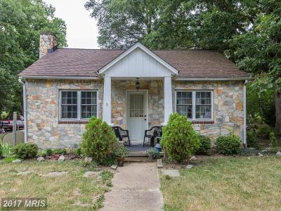 Accokeek Single Family Home For Sale: 18408 Indian Head Highway