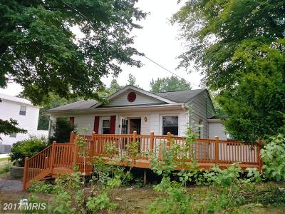 Brandywine Single Family Home For Sale: 13607 Old Indian Head Road