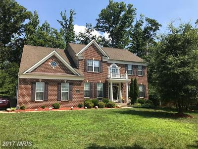 Bowie MD Single Family Home For Sale: $499,900
