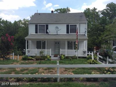 Bowie Single Family Home For Sale: 7203 High Bridge Road