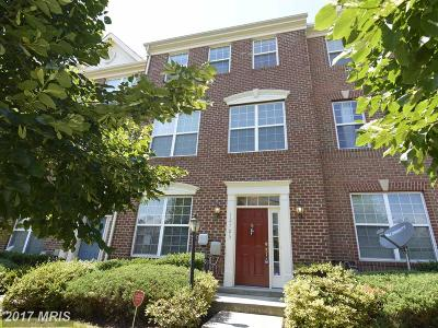 Bowie Townhouse For Sale: 12705 Gladys Retreat Circle #95