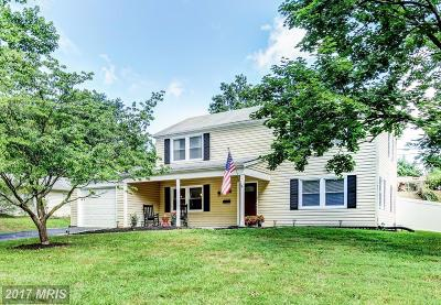 Bowie MD Single Family Home For Sale: $363,500