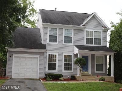 Clinton MD Single Family Home For Sale: $340,000