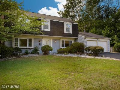 Bowie MD Single Family Home For Sale: $369,900